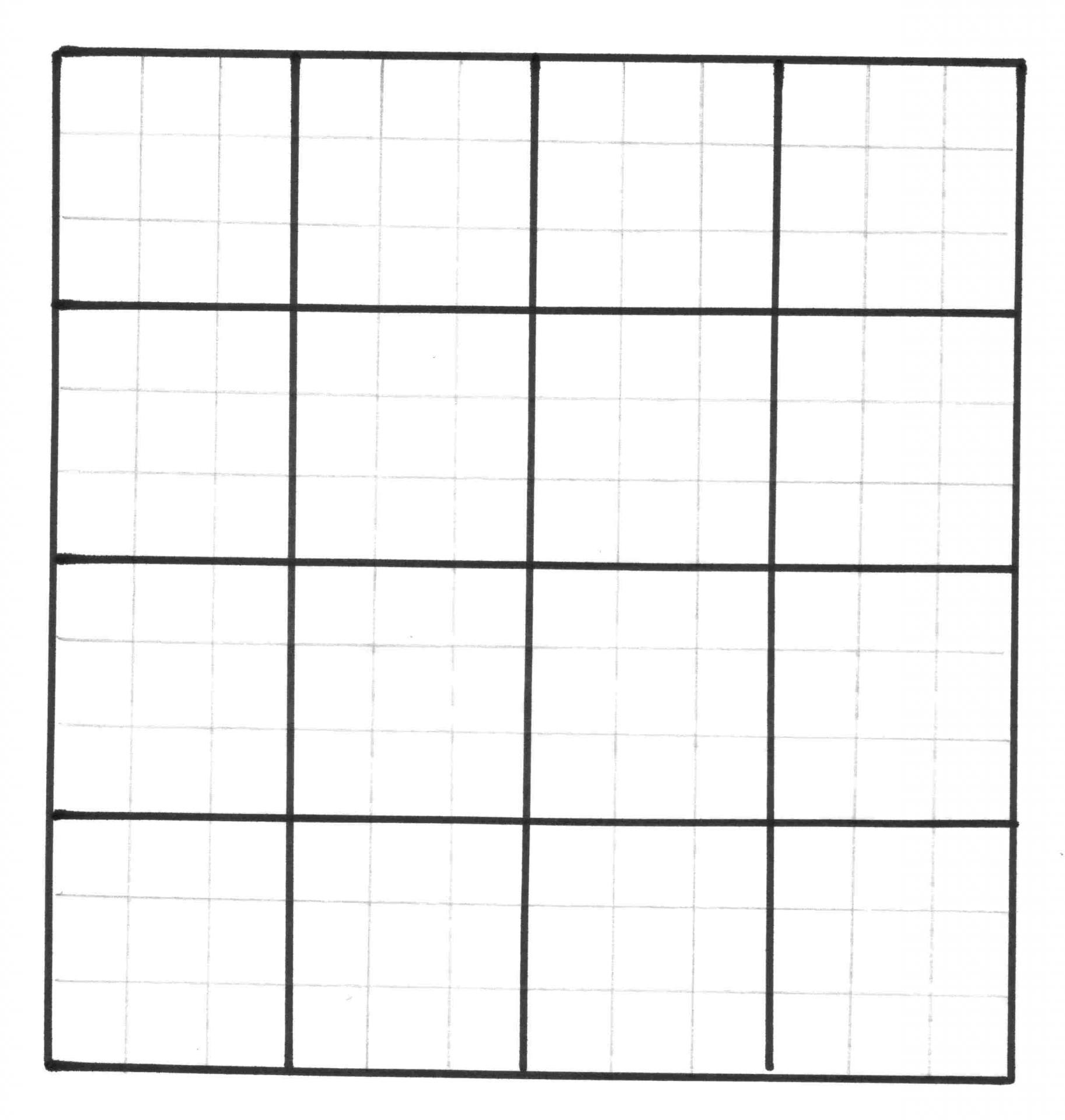 carrés pour calligraphie