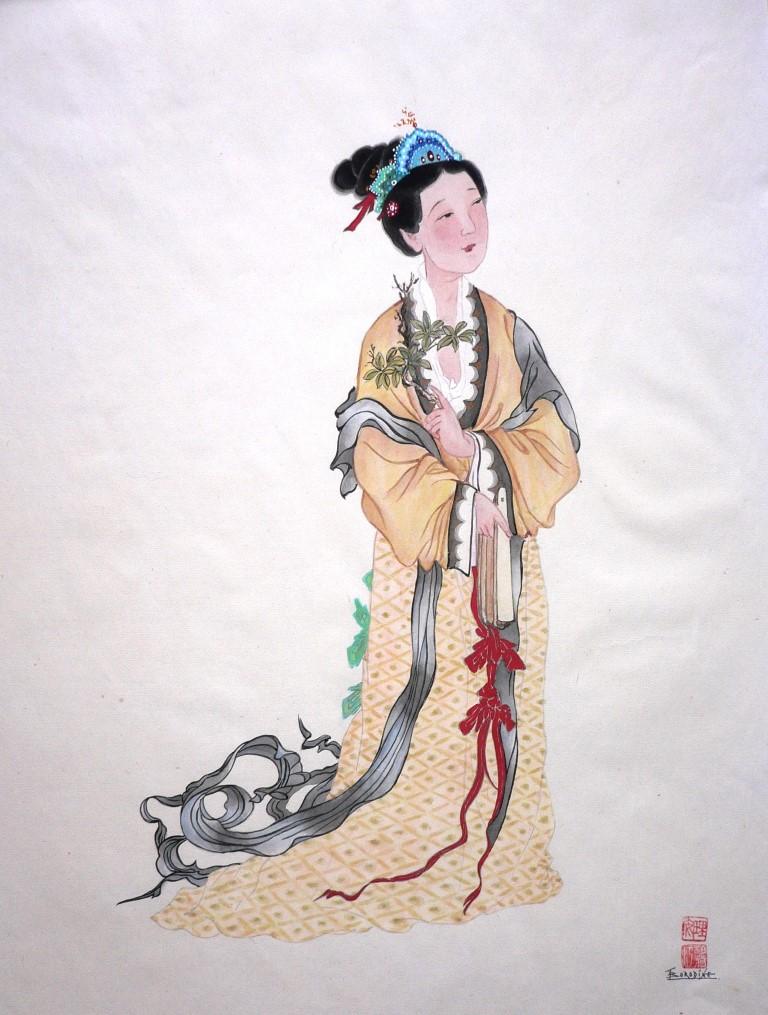 Beauté chinoise