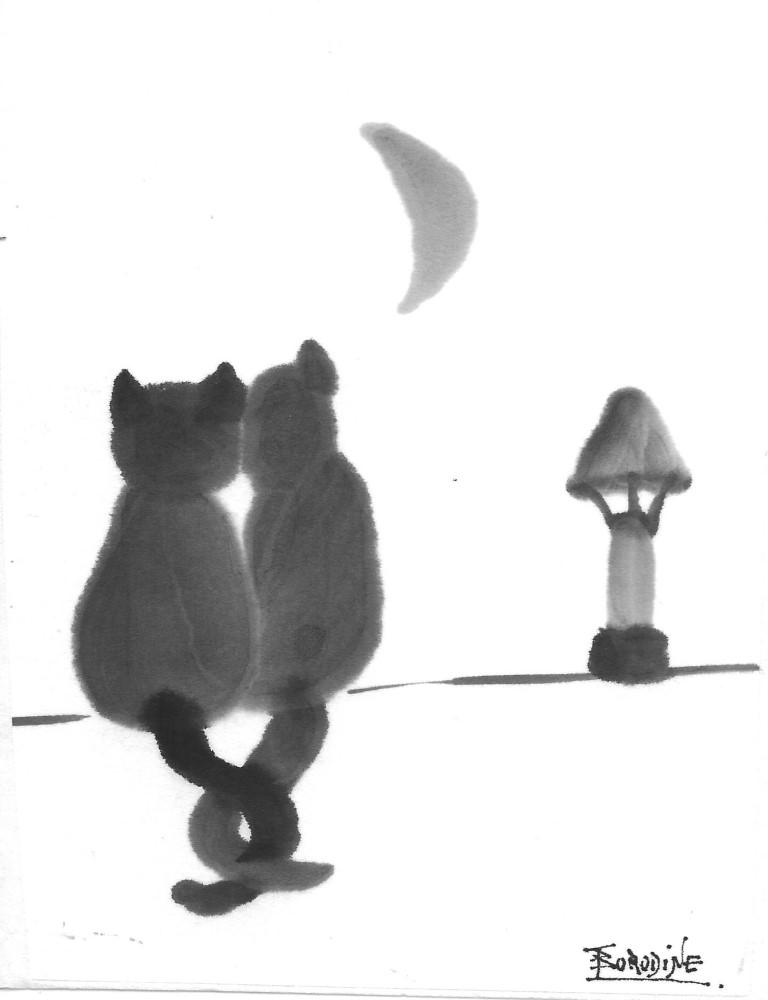 Clair de lune pour les amoureux