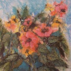 D.Delfino-Fleurs marbrées