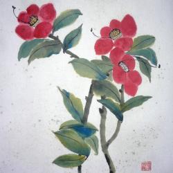 Fleurs imagnaires