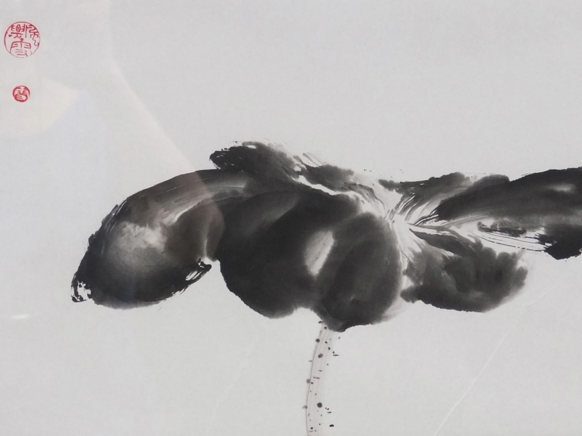 M.C Pouchelle-Après la pluie