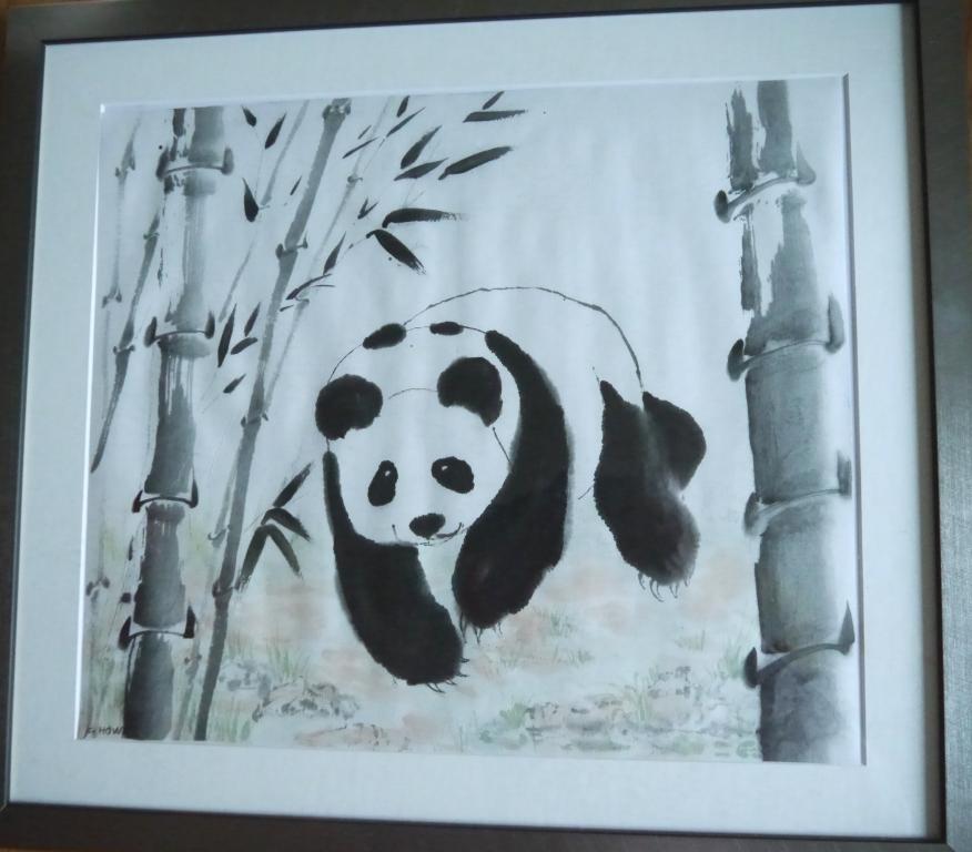 Panda Chengdu Corinne Howlett