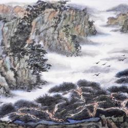 Pins des montagnes chinoises
