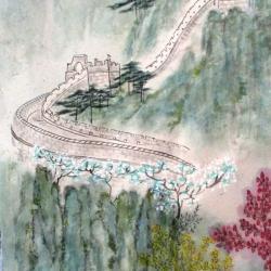 visite à la Grande Muraille de Chine